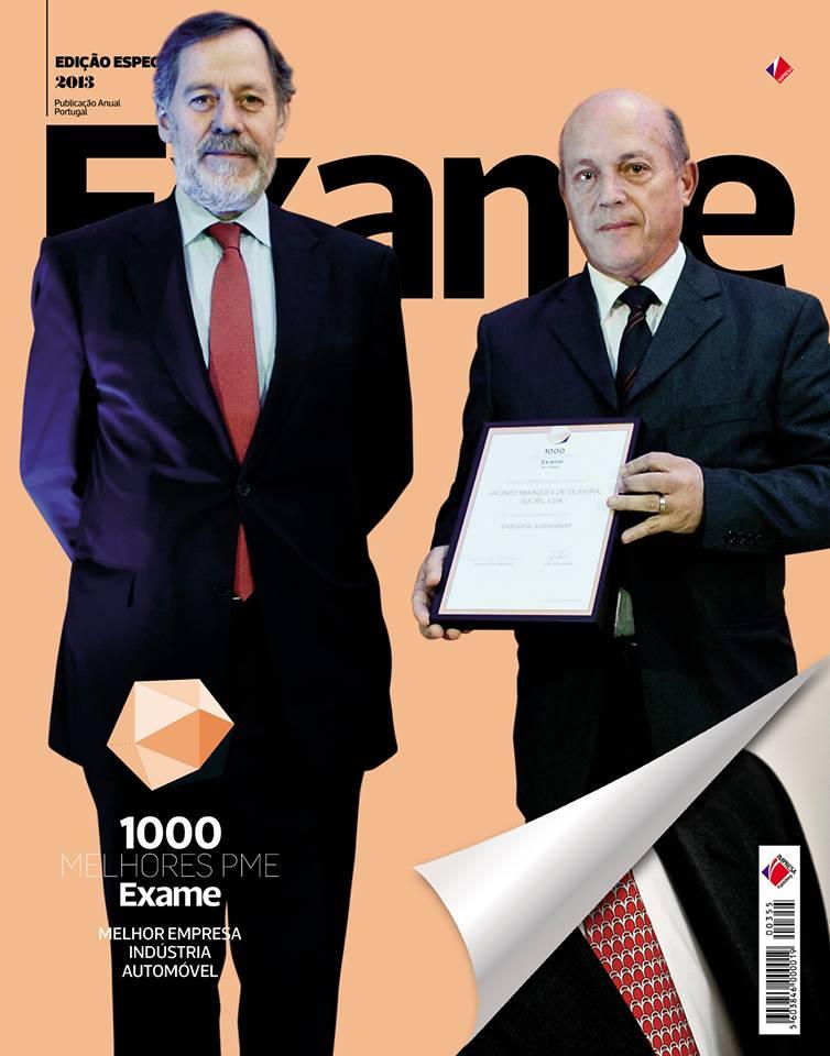 Jacinto Oliveira, CEO da empresa Jacinto