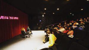 Entrevista a Luísa Sequeira em Estocolmo no festival Frames